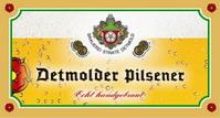 Logo der Detmolder Brauerei Strate